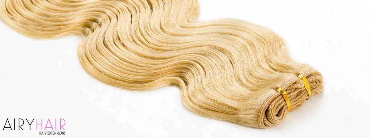 Sew-in Hair Extensions Type in Pictures