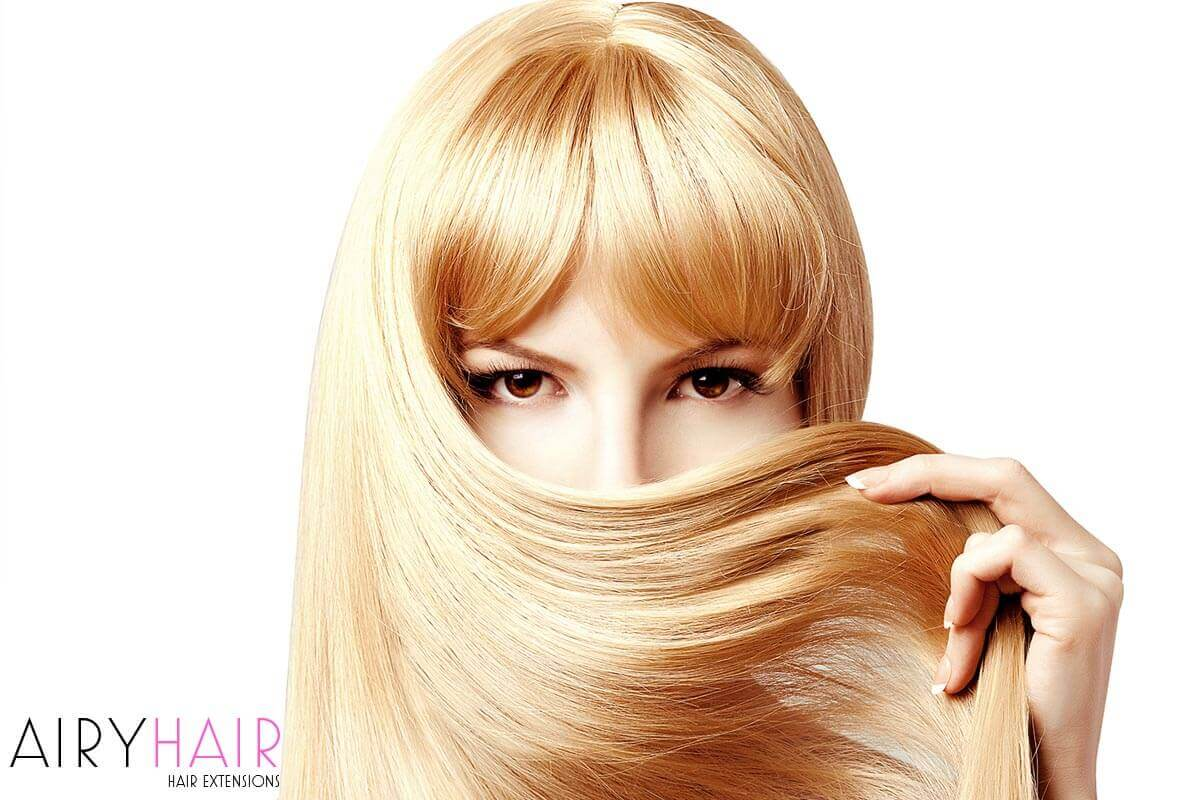 What Are Invisible Transparent Tape In Hair Extensions