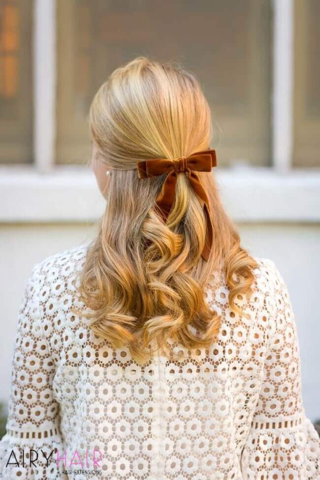 Classy and elegant hairstyle