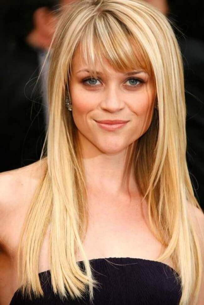 Reese Witherspoon with Hair Extensions