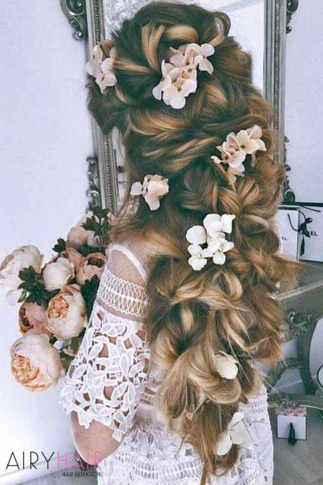 Wedding day extensions