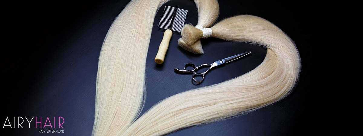 How to Repair Damaged, Tangled and Dried Out Hair Extensions (2019)
