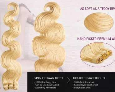 How to Sew in Hair Extensions?