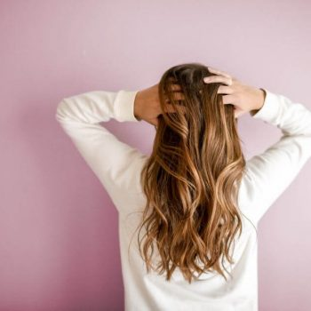 Find the right zone to blend clip-in hair extensions with thin hair – Airy Hair blog