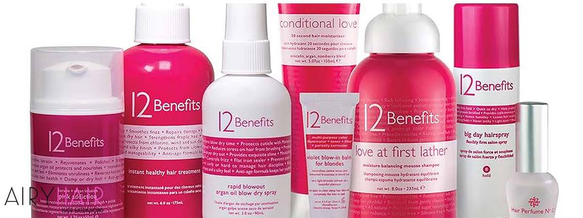 12 Benefits Instant Healthy Hair Treatment