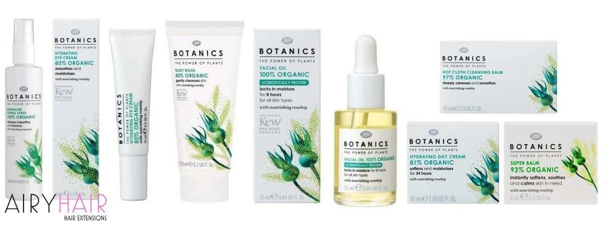 Botanics by Boots Intensely Hydrating Shampoo and Conditioner