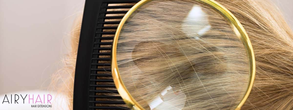 Repairing Damaged Hair Extensions