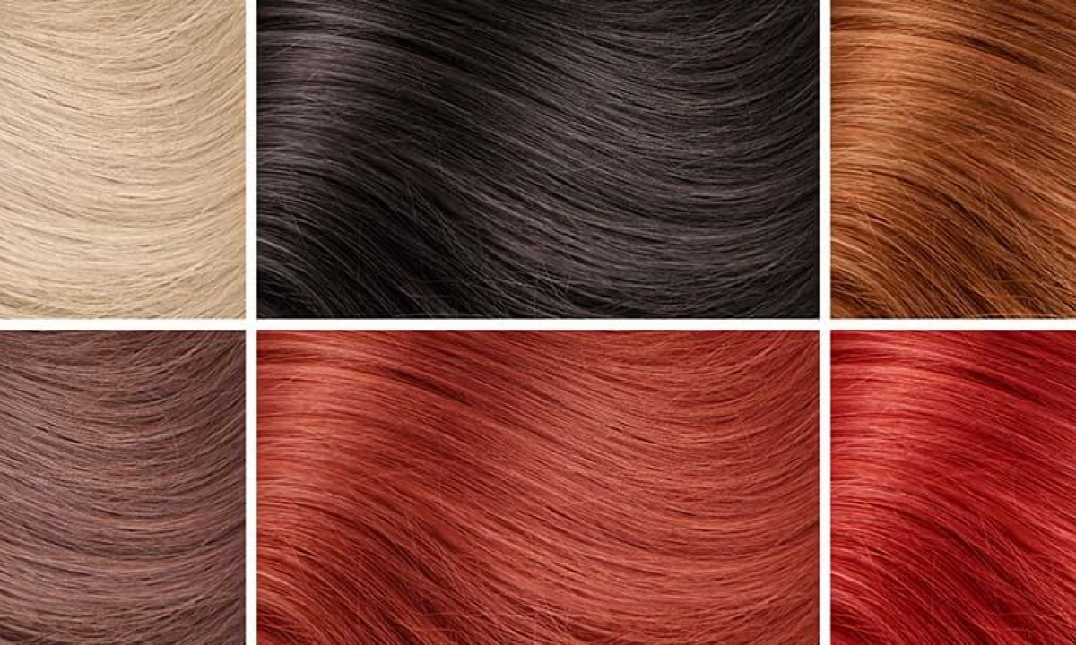 Complete Colored Hair Extensions Dyeing Color Chart Palette Guide