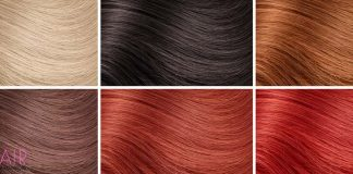 Complete Hair Extensions & Dyeing Color Chart (Color Palette Guide)