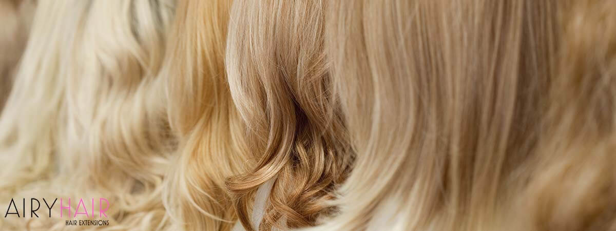 Wig Hair Types: Real or Synthetic?