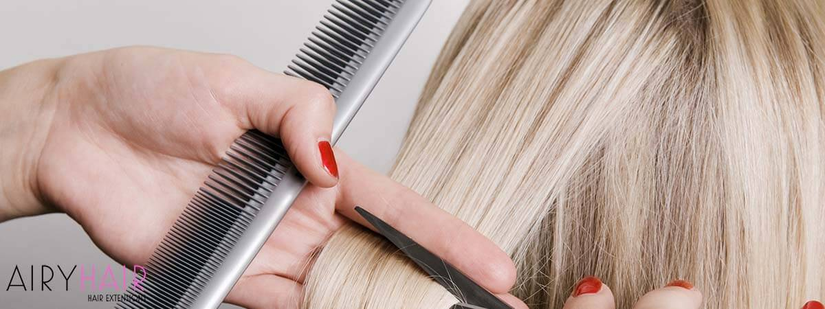 How to Blend Hair Extensions with Thin Hair