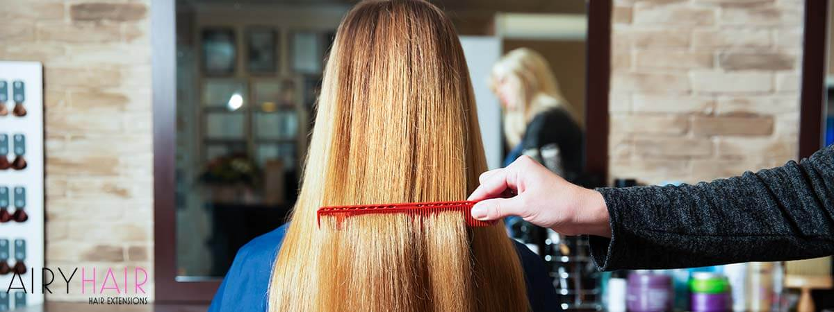 Comfortable Tape-in Hair Extensions