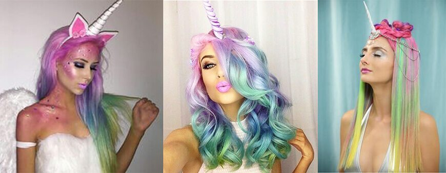 10 Awesome Halloween Hairstyle Hair Extension Ideas