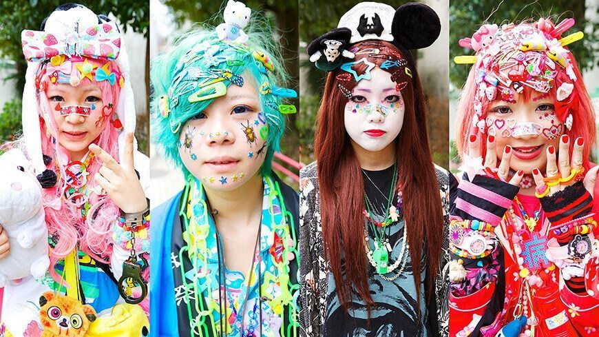 Top 8 Most Insane Japanese Fashion Trends