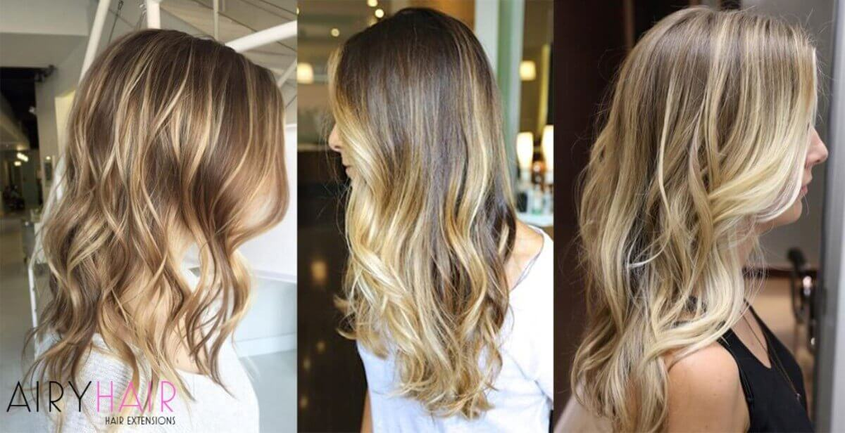 All About Babylights Hair Extensions Trend
