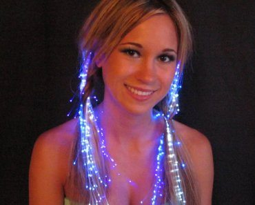 fairy-lights-hairstyle