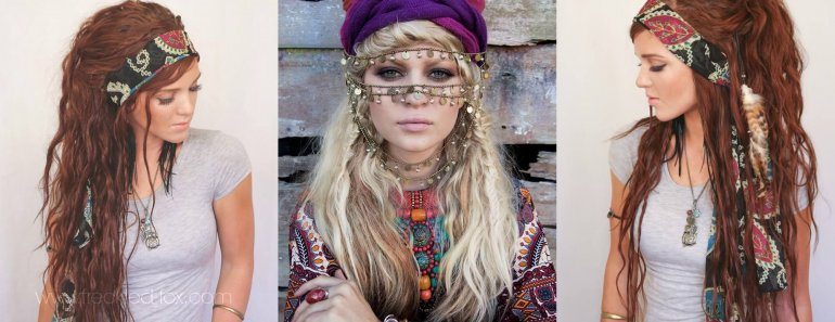 gypsy-boho-hairstyle