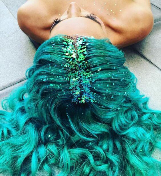 37 Breathtaking Mermaid Inspired Hairstyles With Hair