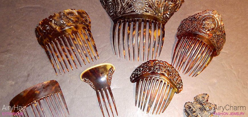 What Are Antique / Victorian Hair Combs (Gallery)?