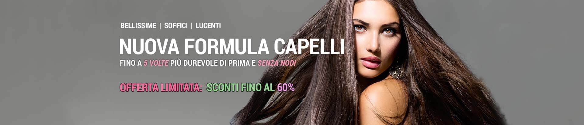 100% Remy Capelli Umani