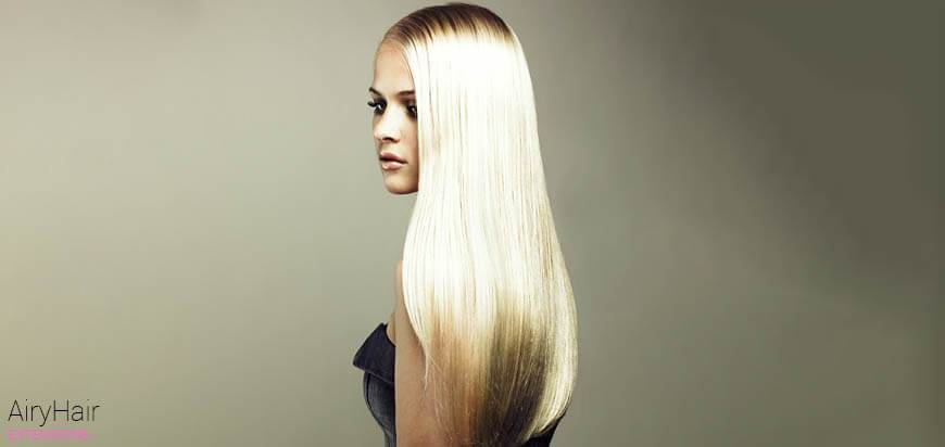 Straight Hair Extensions Texture