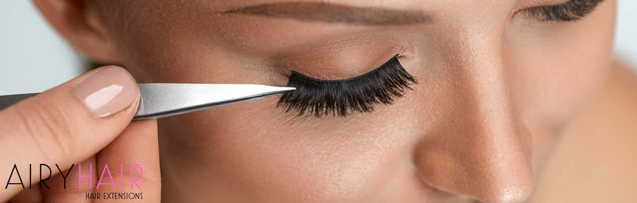 Applying AiryHair eyelash extensions, how to