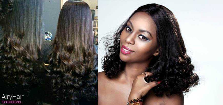 Funmi Hair Texture Extensions
