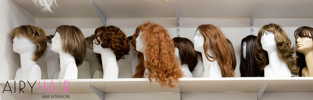 Real Human Hair Wigs by AiryHair