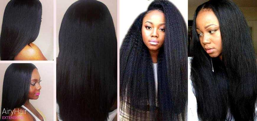 Different hair textures in pictures yaki hair texture extensions pmusecretfo Images