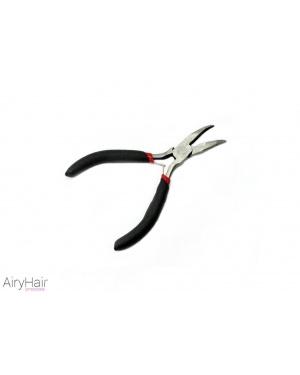Flat Shape Hair Extension Pliers