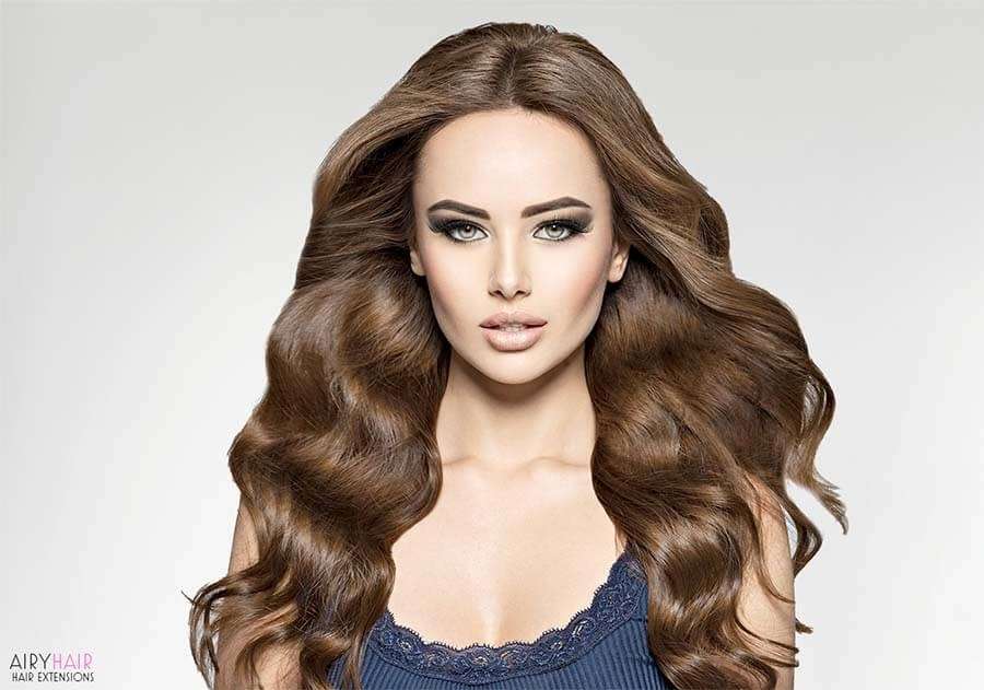 Best Remy Clip-In Extensions, Before and After