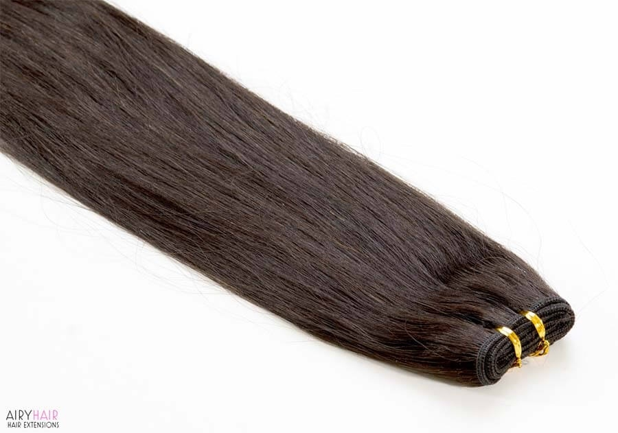 AiryHair Clip-in Human Hair Extensions