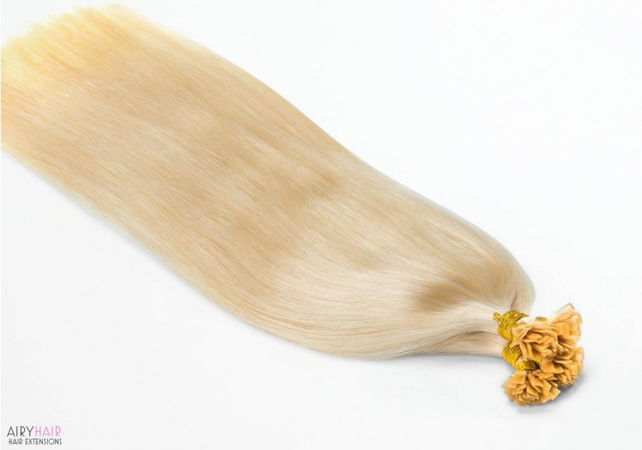 Remy Flat Tip (I-Tip) Hair Extensions