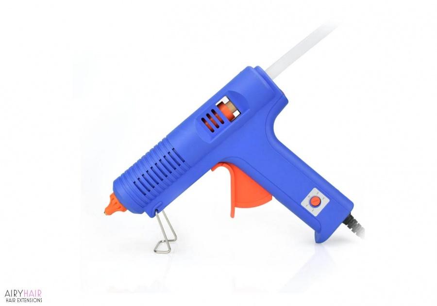 Hot Glue Gun for Hair Extensions