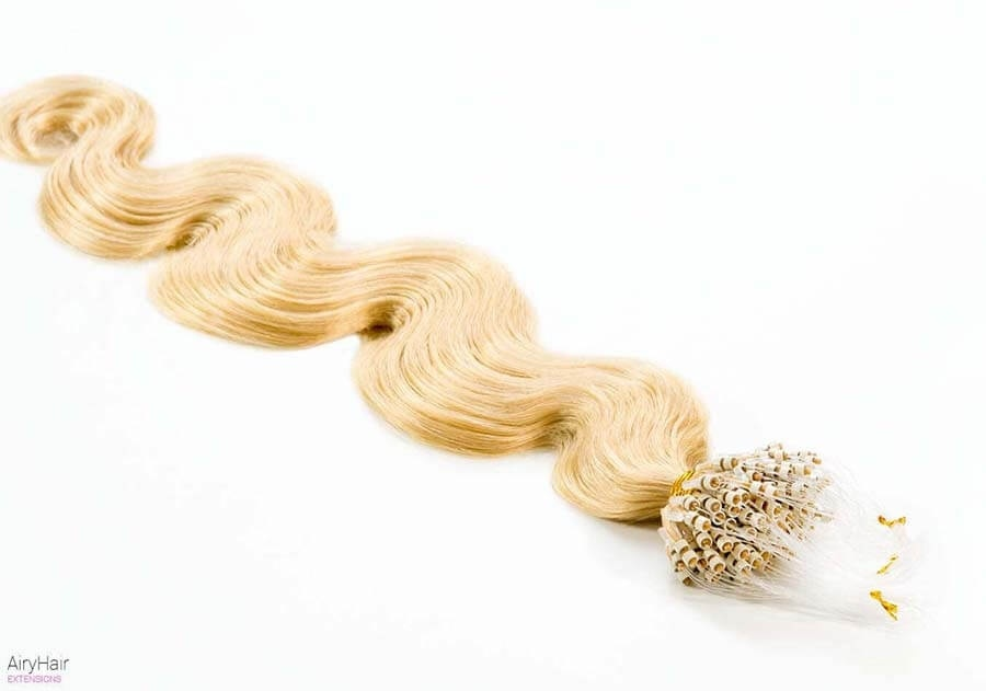 AiryHair Micro Ring Loop Hair Extensions