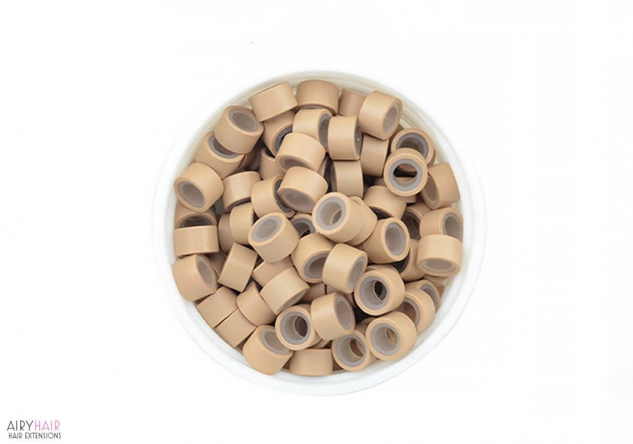 Micro Ring Beads for Hair Extensions