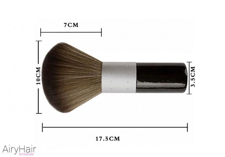 Professional Barber Hair Brush