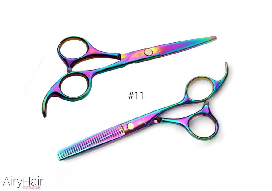 #11 - Professional Hair Cutting and Thinning Scissors