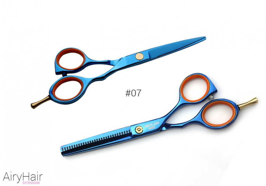 #07 - Professional Hair Cutting and Thinning Scissors