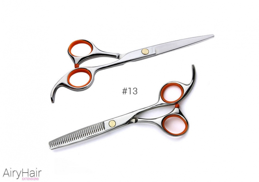 #13 - Professional Hair Cutting and Thinning Scissors