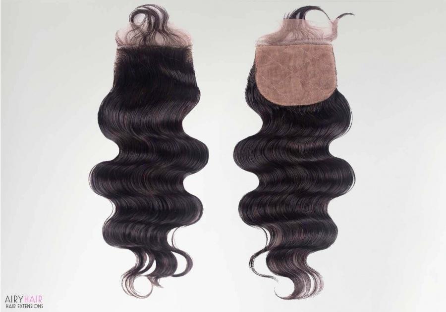 Cheap Real Human Hair Topper Wigs