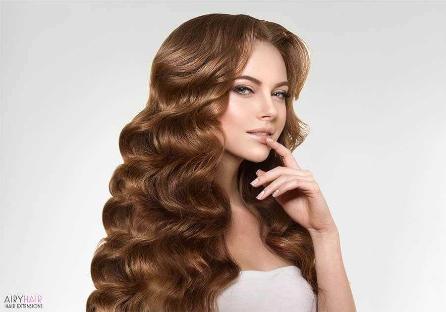 Remy Weft Weave Human Hair Extensions Micro Beaded Regular