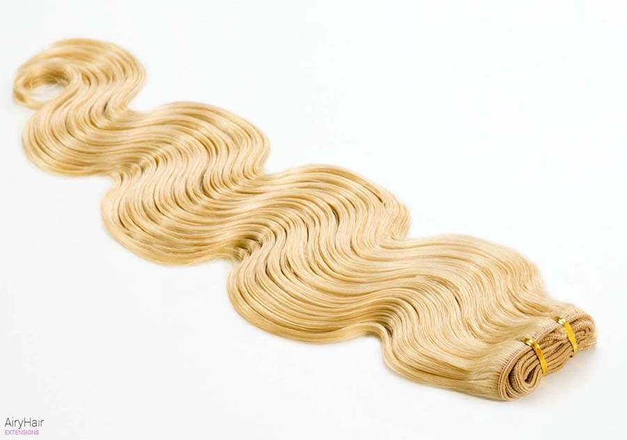 AiryHair Human Hair Remy Weft Extensions