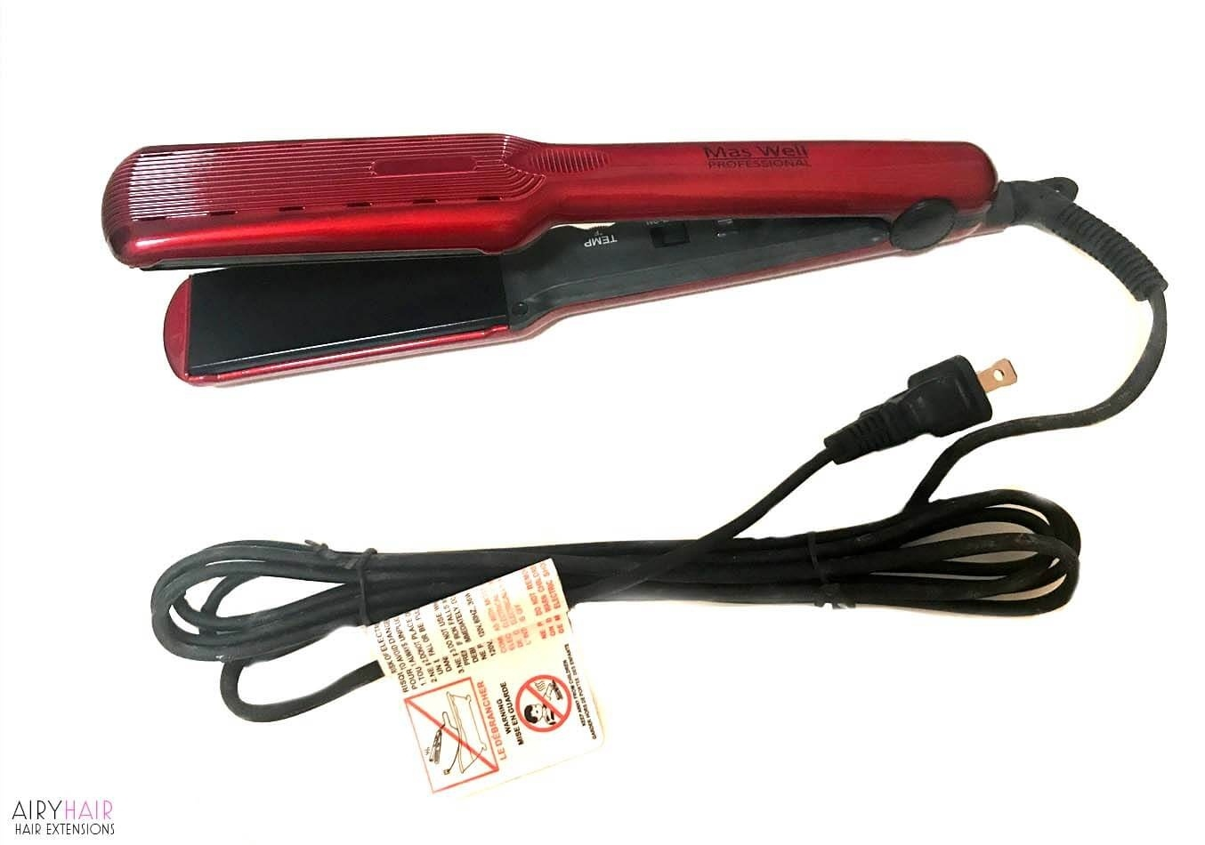 Buy Cheap Heat Wand Clamp Hair Iron For Fusion Hair Extensions