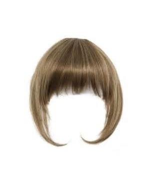 Clip-In, Perruque En Cheveux Naturels / Fringe