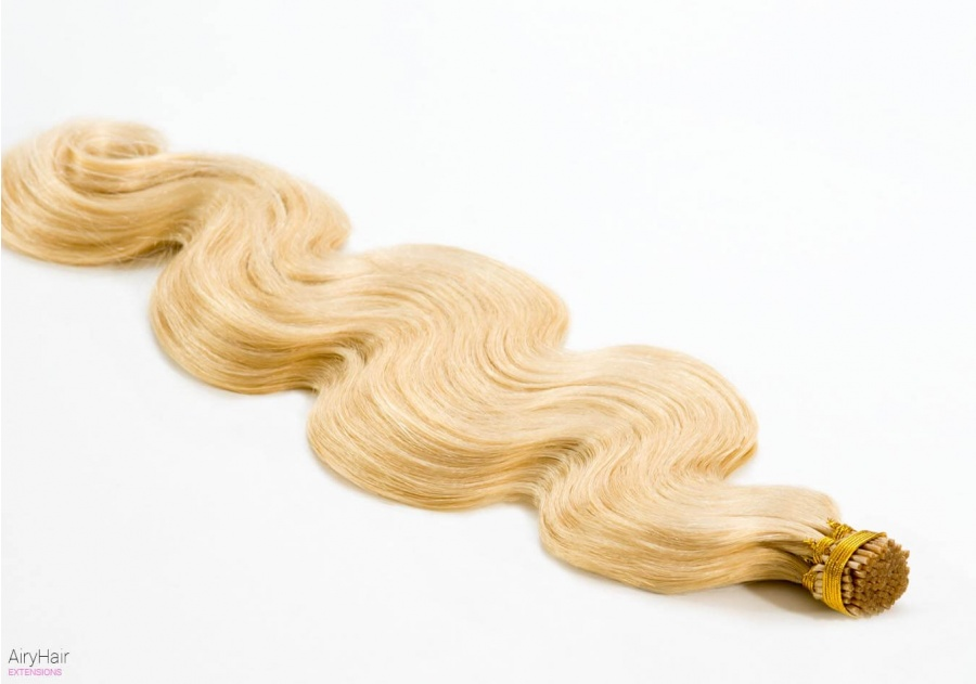Ekte Hår - Remy Cold Fusion Hair Extensions